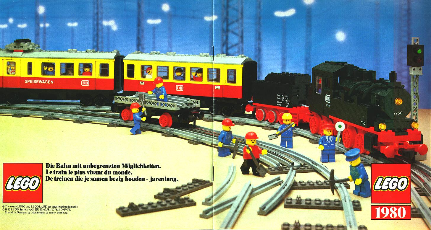 Lego eisenbahn spielzeug einebinsenweisheit
