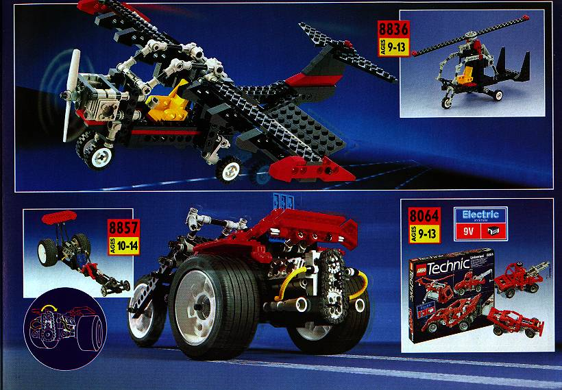 Lego Technic 1994
