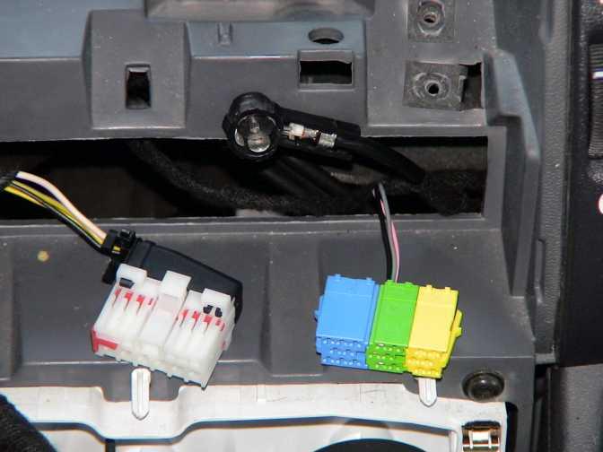 Rückfahrkamera - Kabelführung und Monitoreinbau - HME Reisemobil-Forum